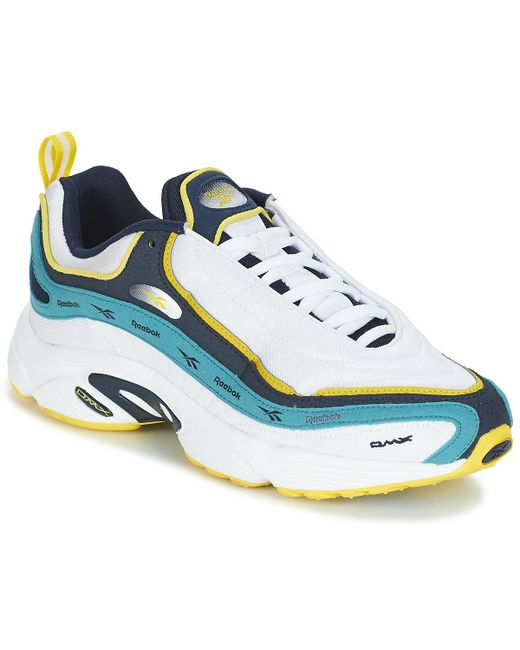 927c420d3388bc Reebok - White Daytona Dmx Vector Shoes (trainers) for Men - Lyst ...