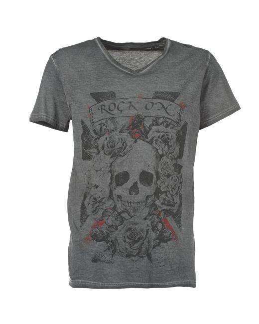 Best Mountain - Gray Kippen T Shirt for Men - Lyst