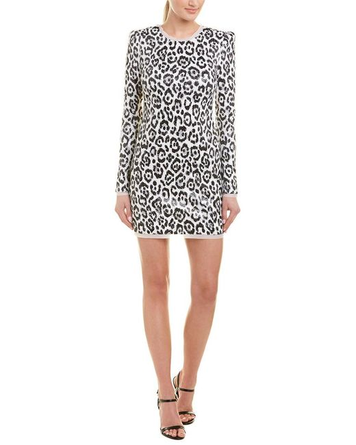 f2d0ee87ce4 Rachel Zoe Court Shift Dress in White - Save 1% - Lyst