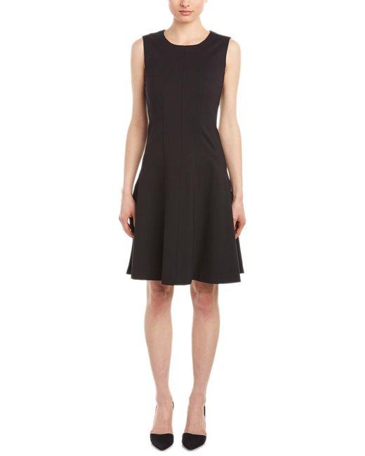 Magaschoni - Black A-line Dress - Lyst