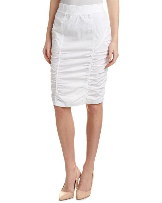 XCVI | White Skirt | Lyst