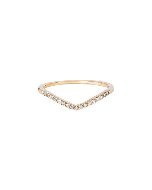 Ariana Rabbani - Metallic 14k 0.10 Ct. Tw. Diamond Ring - Lyst