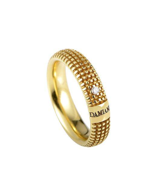 Damiani - Metallic 18k Diamond Ring - Lyst