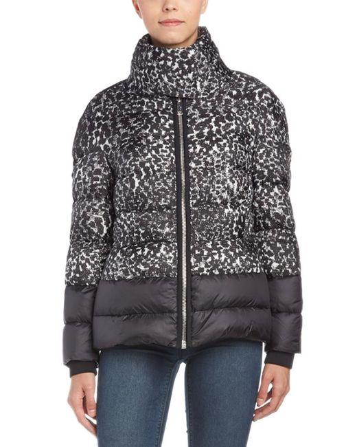 Moncler - Black Ysaline Quilted Jacket - Lyst