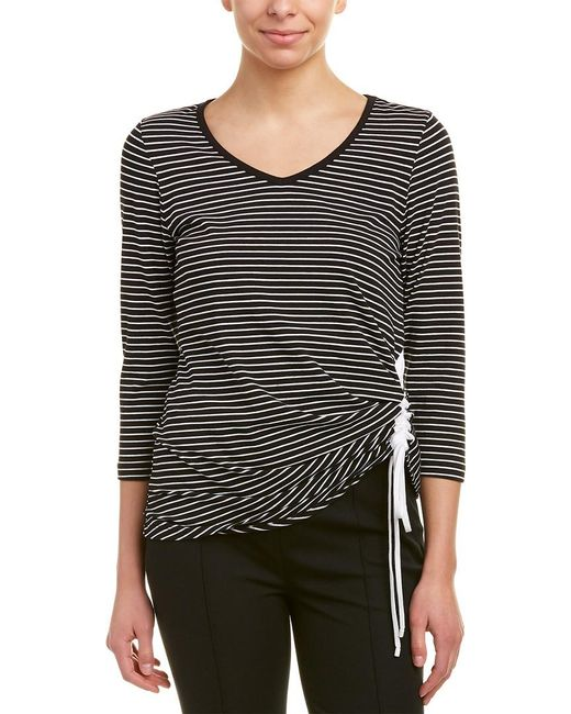 Jones New York - Black Top - Lyst