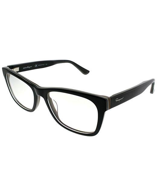 Lyst - Ferragamo Sf2693 52mm Optical Frames in Black - Save ...