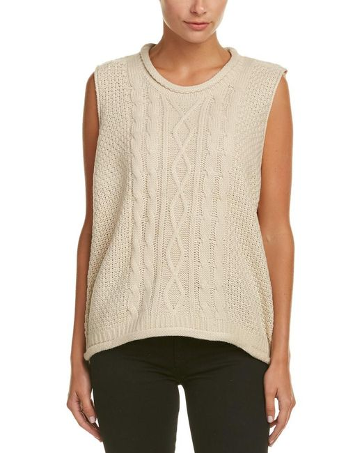Raga - White Day Off Sweater - Lyst