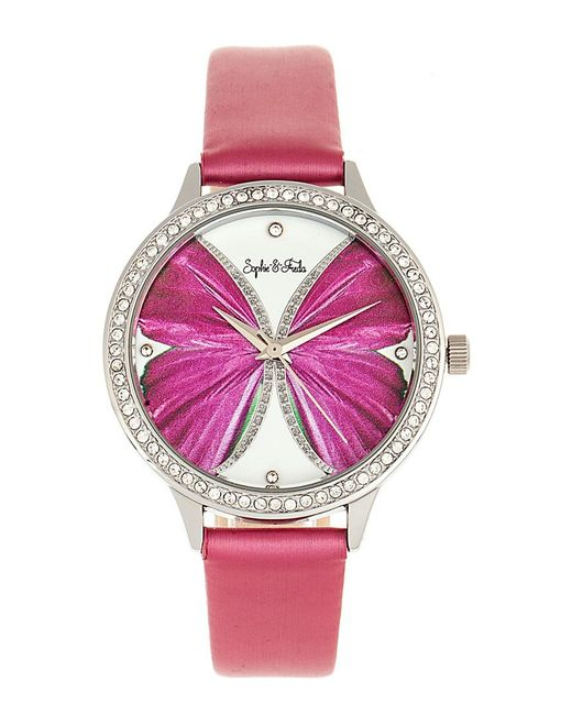 Sophie And Freda - Pink Rio Grande Watch - Lyst