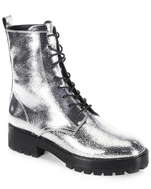 Michael Kors - Metallic Gita Boot - Lyst
