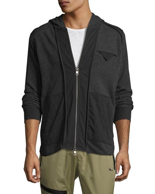 Diesel Black Gold - Black Squonder Sweatshirt for Men - Lyst