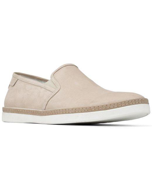 Donald J Pliner - White Men's Cashton Slip-on Sneaker for Men - Lyst