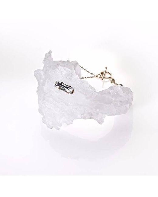 Noritamy | Nikko Icy White Polymer Bracelet | Lyst