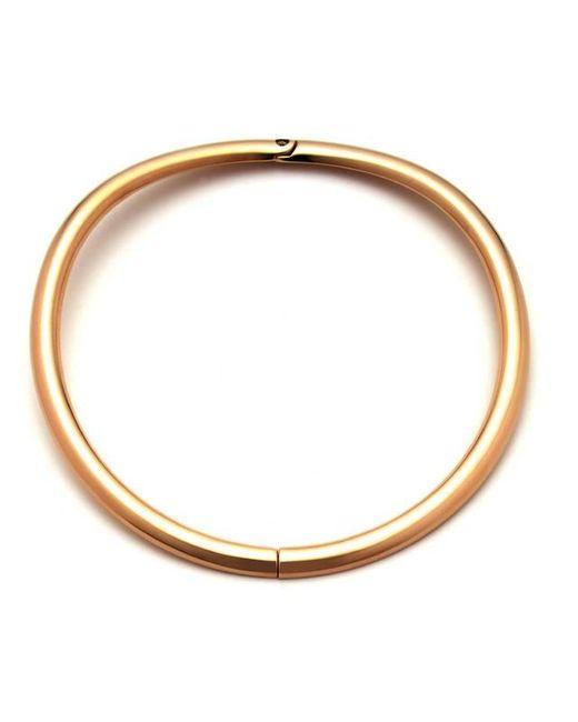 Caterina Zangrando | Yellow Franca Gold Choker Necklace | Lyst