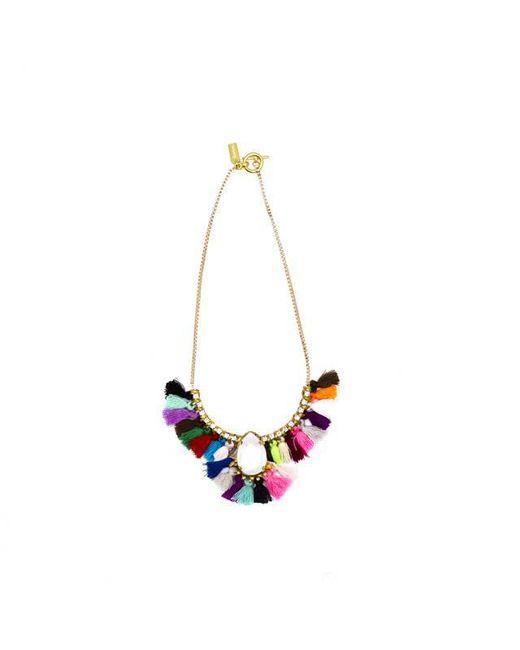 Vanina | Multicolor The Jdita Moonlight Necklace | Lyst