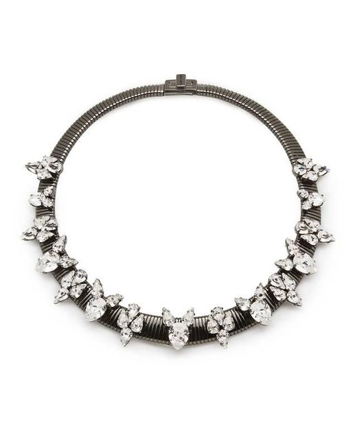 Ellen Conde | Metallic Mia Classic Necklace | Lyst