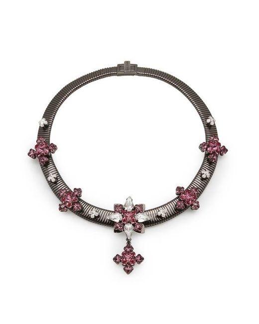 Ellen Conde | Black Greta Classic Necklace | Lyst