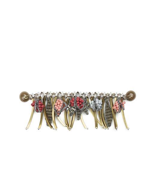 Tataborello | Pink Tasseled Bracelet 11 | Lyst