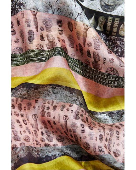 Kekkai - Multicolor Strata Cashmere Blend Scarf - Lyst