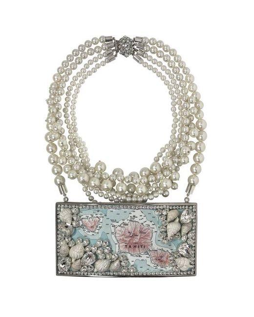Bijoux De Famille | Blue Paradisiac Tahiti Beach Necklace | Lyst