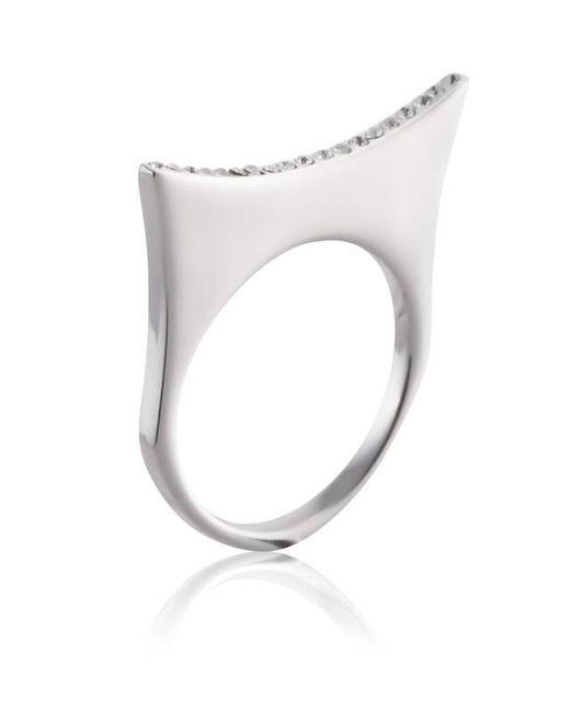 Yael Salomon - Metallic Greta 07 Silver Ring - Lyst