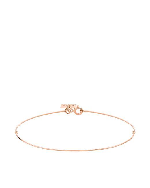 Vanrycke - Metallic Paris 18k Rose Gold Acrobate Bracelet - Lyst