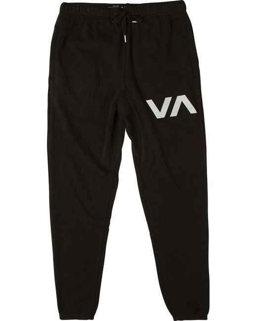 RVCA | Black ​the Swift Sweat Pant for Men | Lyst