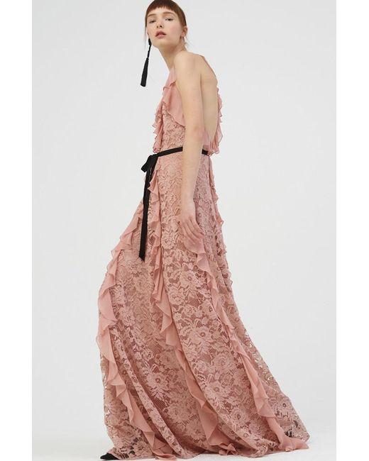 Sachin & Babi | Pink Melody Gown | Lyst