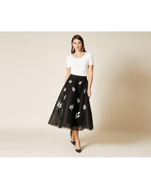 e34db87459 Sachin & Babi - Black Elson Skirt - Lyst ...