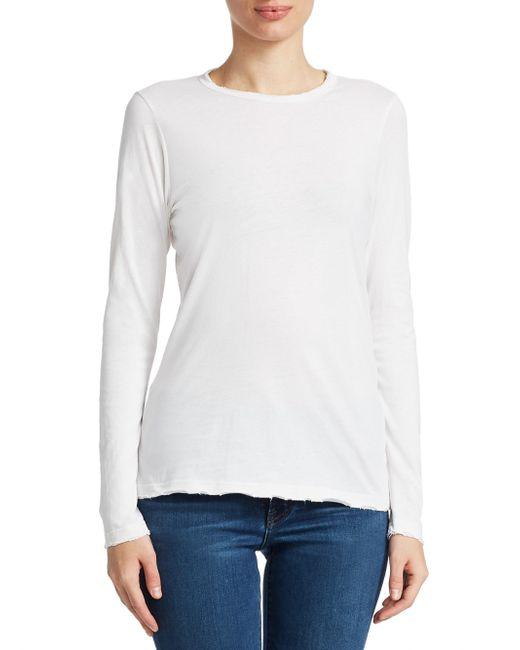 Cotton Citizen - White Classic Crew Vintage Sweater - Lyst