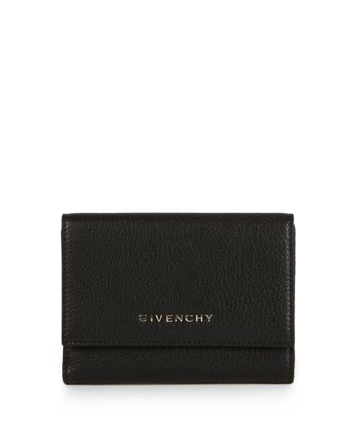 Givenchy | Black Pandora Wallet | Lyst