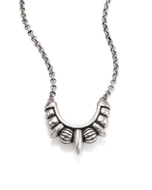 Pamela Love | Metallic Small Necklace | Lyst