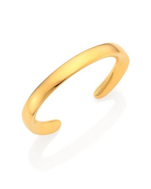 Maiyet | Metallic Signature Skinny Cuff Bracelet | Lyst