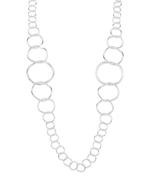 Ippolita | Metallic Glamazon Sterling Silver Extra Long Link Necklace | Lyst