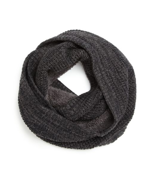 Bickley + Mitchell | Black Thermal Infinity Scarf for Men | Lyst