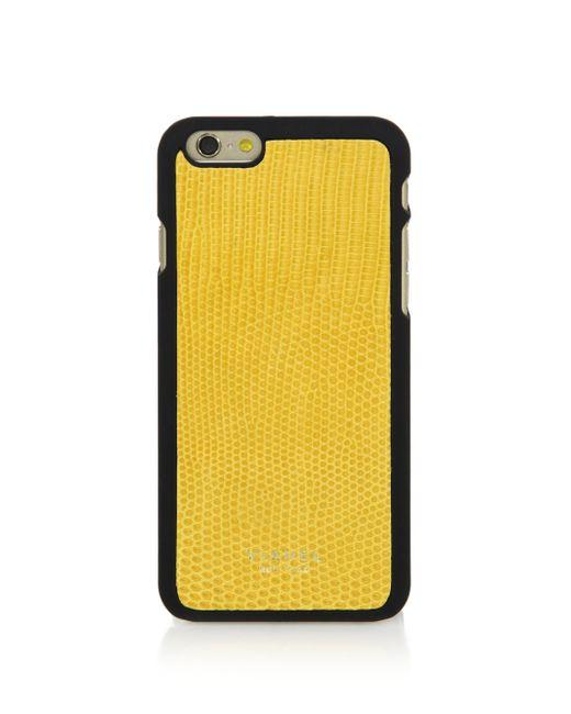 Vianel | Yellow Lizard Iphone 6/6s Case for Men | Lyst