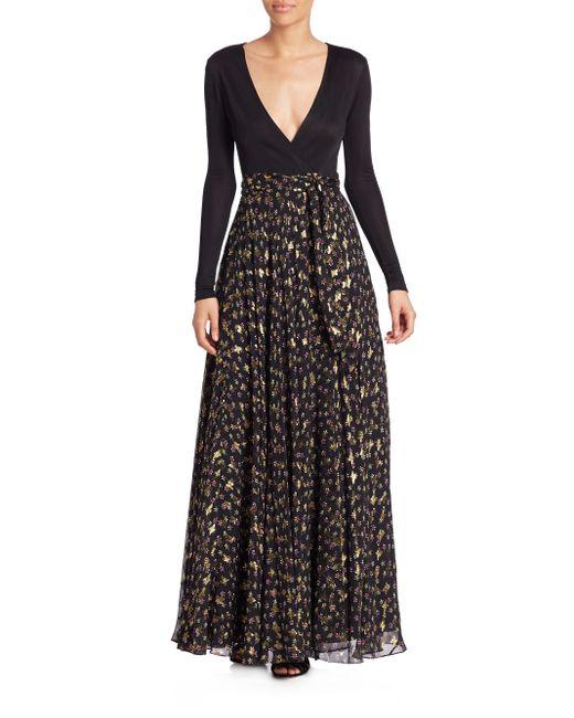 Diane von Furstenberg | Black Knee-length Dress | Lyst