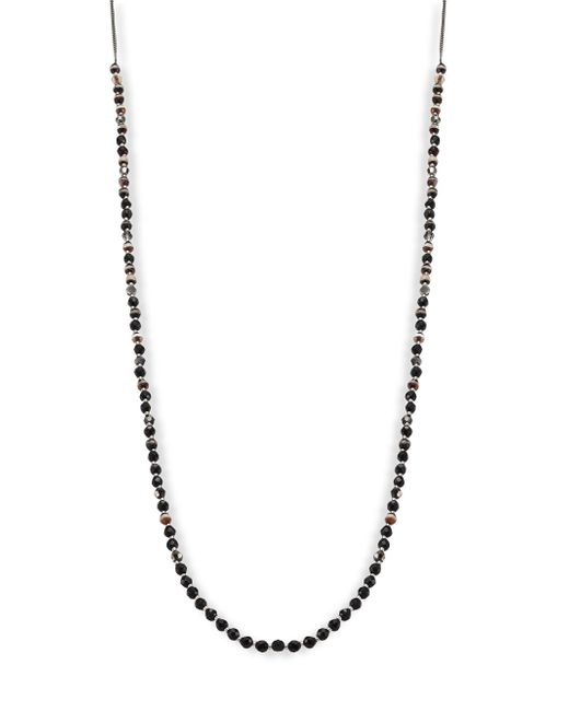 Chan Luu | Multicolor Onyx, Tibetan Agate & Crystal Beaded Necklace | Lyst