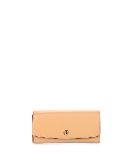 Tory Burch | Multicolor Parker Leather Envelope Clutch | Lyst