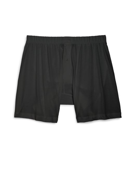 2xist | Black Pima Cotton Boxers for Men | Lyst