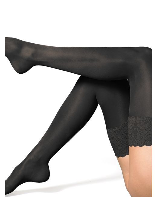 how to make thigh highs stay up