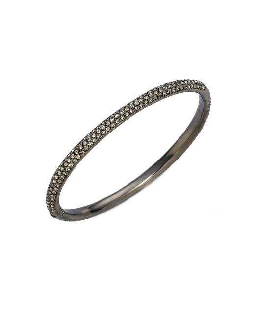 Adriana Orsini   Metallic Pav & #233 Antiqued Bracelet   Lyst