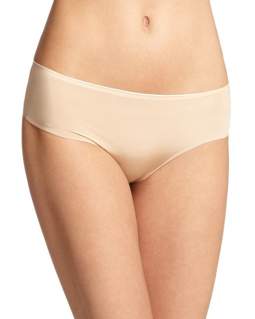 Chantelle | Natural Invisible Seamless Hipster Brief | Lyst
