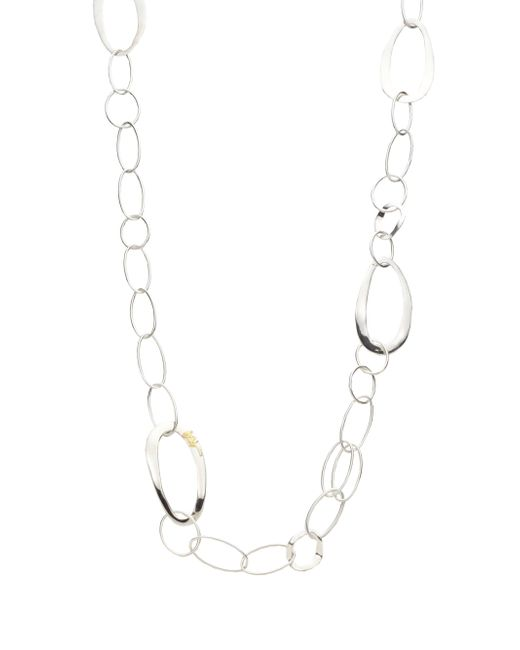 Ippolita | Metallic Glamazon Scultura Sterling Silver Cherish Chain Necklace | Lyst