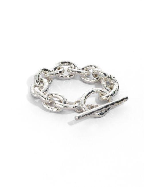 Ippolita | Metallic Glamazon Sterling Silver Bastille Link Bracelet | Lyst