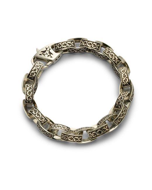 Stephen Webster   Metallic Carved Thorn Bracelet for Men   Lyst