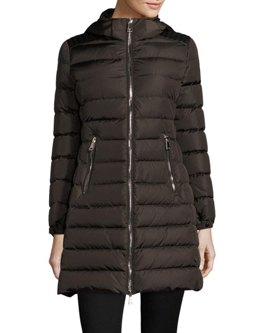 Moncler - Black Orophin Puffer Jacket - Lyst
