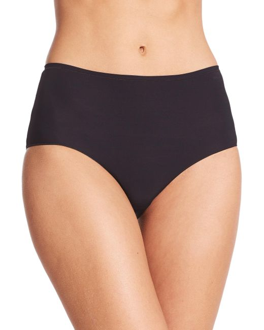 Hanro - Black Allure Full Brief - Lyst