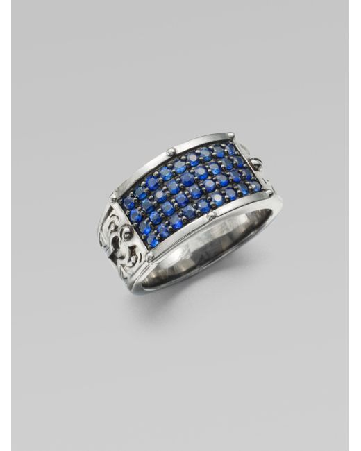Stephen Webster - Metallic No Regrets Band Ring - Lyst
