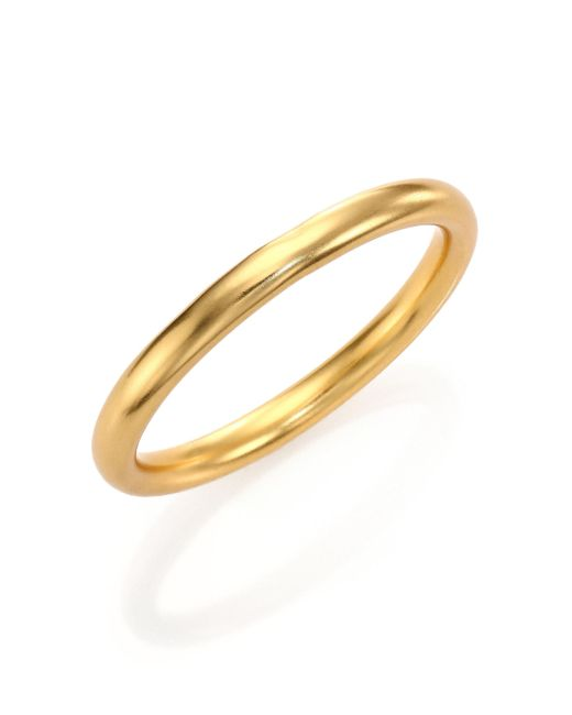 Stephanie Kantis | Metallic Grecian Bangle Bracelet | Lyst