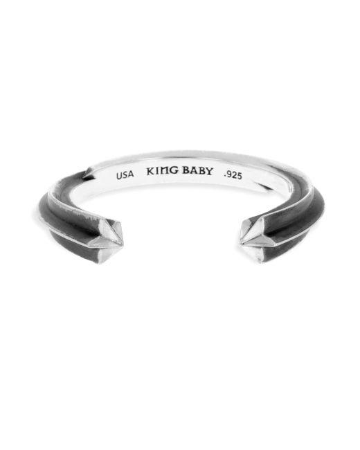 King Baby Studio | Metallic Freebird Sterling Silver Shooting Star Bracelet | Lyst
